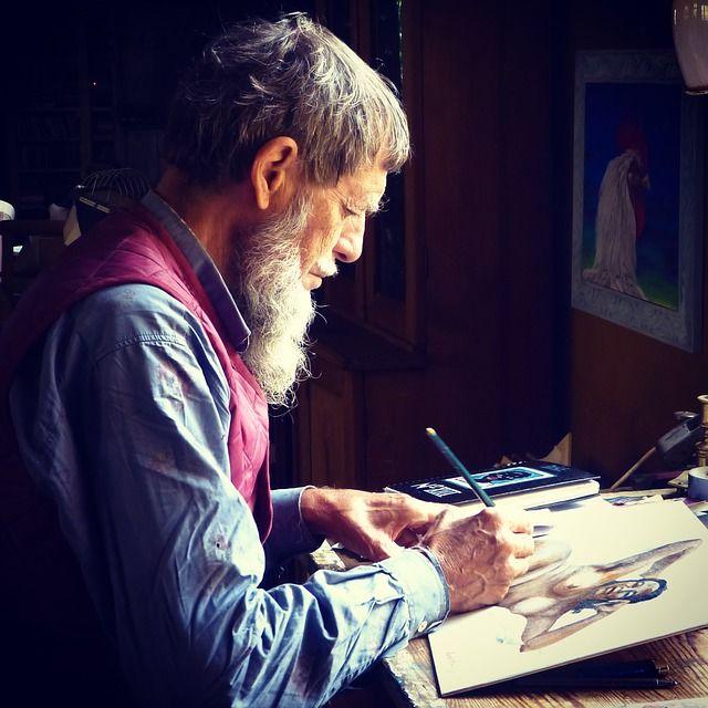 לצייר כמו לאונרדו דה וינצ'י